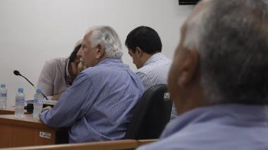 Audiencia a Navarro: piden que Inassa no sea aceptada como víctima