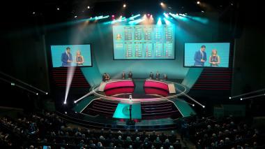 Alemania-Holanda, plato fuerte de fase de clasificación a Eurocopa 2020