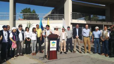 En video | Instalan elecciones atípicas de alcalde en Riohacha