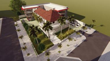 Nueva sede del Contencioso tendrá 9 salas de audiencia