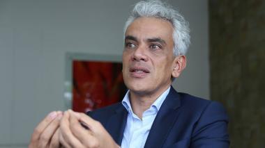 Ricardo Lozano Picón, ministro de Ambiente y Desarrollo Sostenible.