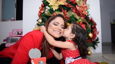 Sandra Escudero mantiene viva a su niña interior