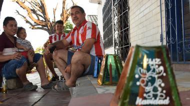 Con sancocho y juegos, vecinos pasaron guayabo de Velitas