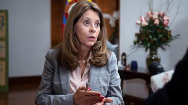 Nada ha cambiado sobre el Galeón San José: vicepresidenta