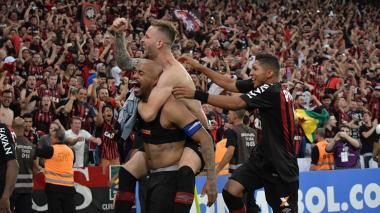 Paranaense vence en los penales a Junior y se corona campeón de la Sudamericana