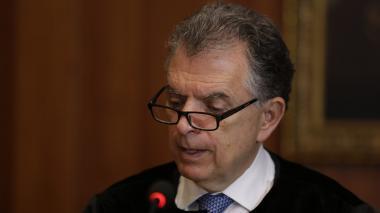 Germán Bula, magistrado del Consejo de Estado.