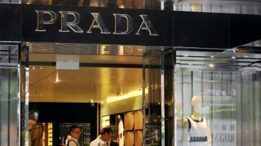Tienda Prada.