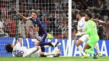 Doblete de Borré no evita la sorpresiva eliminación de River Plate del Mundial