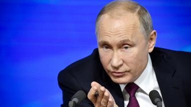 """Putin considera """"correcta"""" la decisión de EEUU de retirar sus tropas de Siria"""