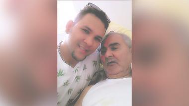 """""""Mi papá era mi superhéroe, por él estoy en la música"""": hijo de Adolfo Echeverría"""