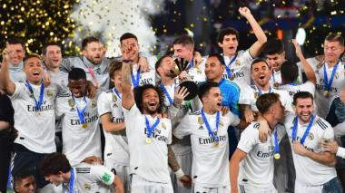 Real Madrid conquista un histórico tercer título mundial consecutivo