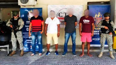 Desarticulan organización transnacional de narcotráfico en Cartagena