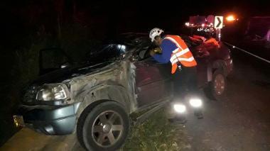 La directora de la entidad busca reducir a la mitad la cifra de accidentes, que osciló el año pasado en 5.803 personas muertas en accidentes de tránsito.