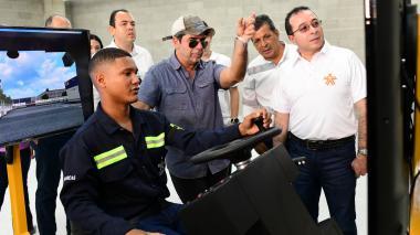 Nueva sede del Sena beneficiará a más de 10.000 jóvenes al año: Char