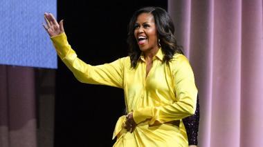 Michelle Obama, la mujer más admirada de EEUU