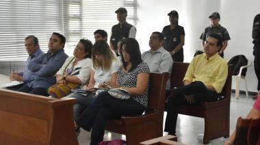 Juez manda a la cárcel a Ramsés y otros seis