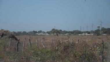 Encuentran cadáver amordazado en sector enmontado de Malambo