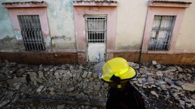 Sismo de magnitud 6,9 sacude el sur de Filipinas