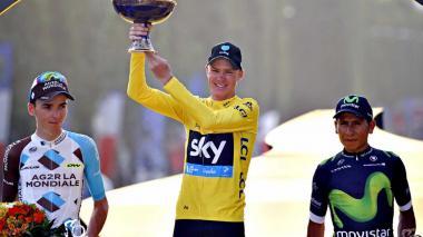 UCI da el visto bueno al recorrido del Tour Colombia