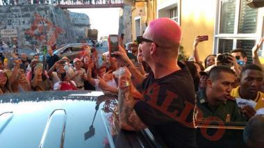 En video | JBalvin ya está en Cartagena