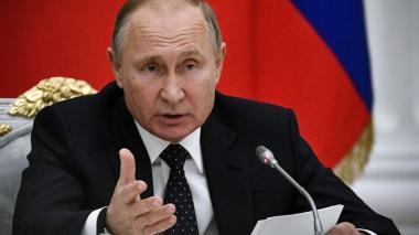 """Putin asegura a Trump que Rusia está """"abierta al diálogo"""""""