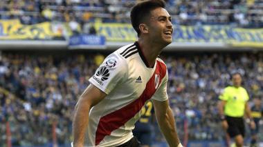 'Pity' Martínez, elegido mejor jugador de América