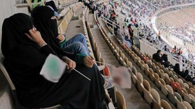 Supercopa de Italia en Arabia Saudita genera polémica sexista