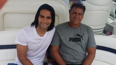 AS Mónaco reporta que Falcao García viaja hacia Colombia
