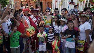 Carolina arranca 'Ruta de la Alegría' de este sábado en Baranoa