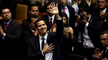 """""""Si Maduro asume nuevo mandato, Presidencia de Venezuela queda usurpada"""": Parlamento"""