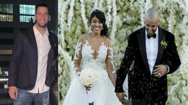 Un futbolista español es la nueva pareja de la exesposa de Nicky Jam