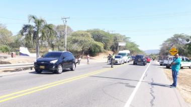 Cinco personas muertas en accidentes en el país en puente de Reyes Magos
