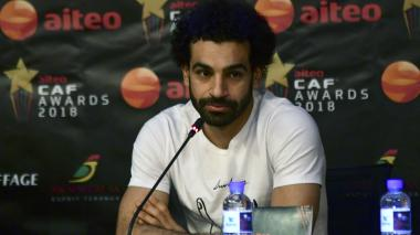 Mohamed Salah repite como mejor jugador del año en África