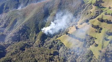 Fenómeno de El Niño: entre heladas e incendios forestales
