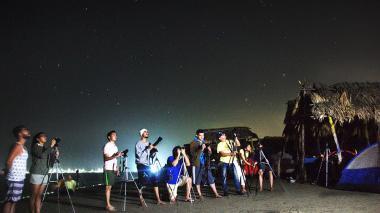 El cosmos desde Barranquilla