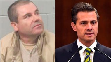 Testigo dice que el Chapo pagó a Peña Nieto soborno de USD 100 millones
