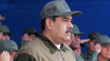 "Parlamento de Venezuela ofrece ""amnistía"" a militares que desconozcan a Maduro"