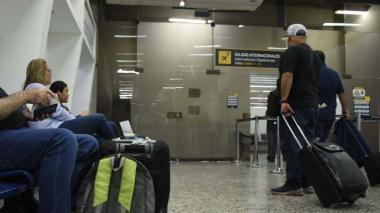 Pasajeros del vuelo Caracas - Barranquilla- Caracas.
