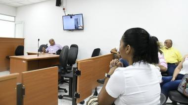 Aplazan audiencia contra indiciados de atentado a estación de Policía San José
