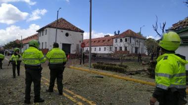 Atentado en Escuela General Santander revive horror de bomba en estación San José