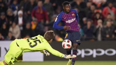 Barcelona se clasifica en la Copa, pendiente de una demanda
