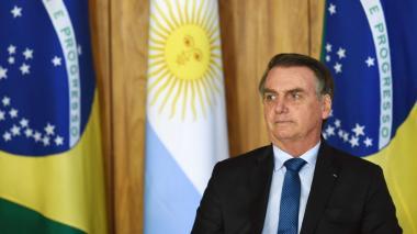 El presidente de Brasil.