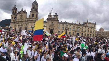En video   ¡Basta ya! el clamor de los colombianos contra el terrorismo
