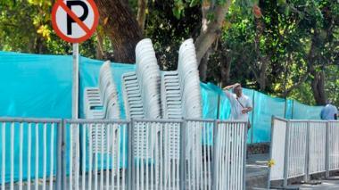 Fijan en $25 mil el precio máximo de sillas en desfiles de Carnaval