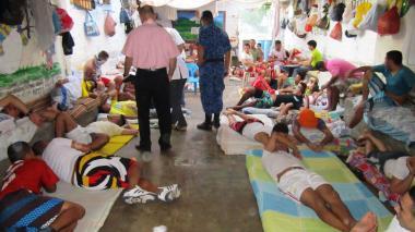 Hacinamiento y varicela: crisis carcelaria en Valledupar