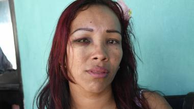 Cindy Mabel Anguila.