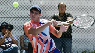 Colombia, sin representantes en el Mundial Juvenil de Tenis