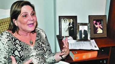 """""""Esperamos 15 años"""": Magda Correa tras fallo del Consejo de Estado sobre captura de Alfredo Correa"""