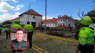 Fallece cadete que recibía atención médica tras atentado en la General Santander