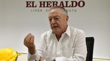 """""""Queremos aportar al desarrollo de Barranquilla"""": Rodrigo Noguera"""